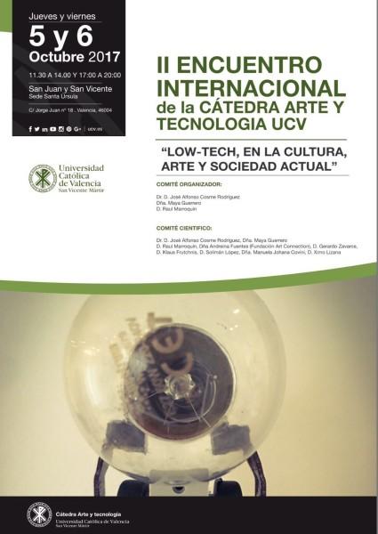 Foto de II Encuentro Internacional de la Cátedra de Arte y