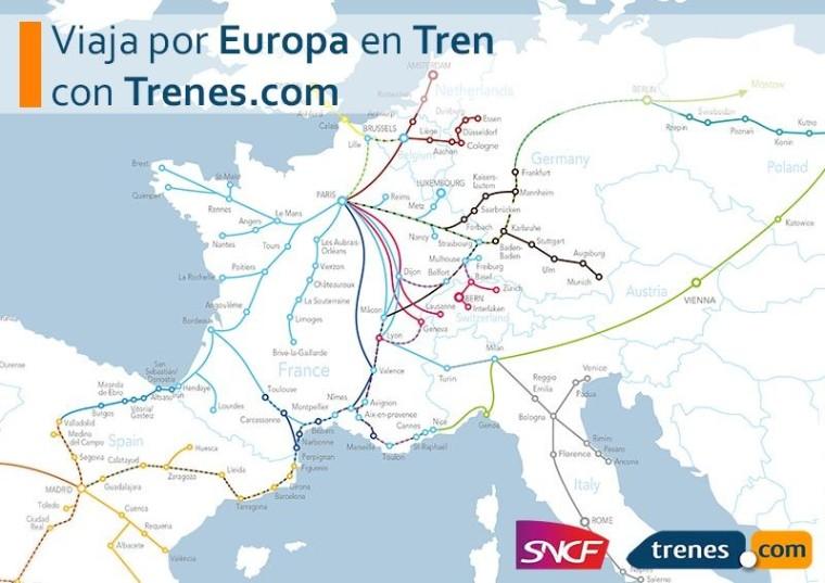 Foto de Viaja por Europa con Trenes.com
