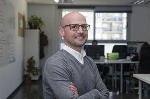 Foto de Nuno Bernardes, nuevo CEO Comunicae