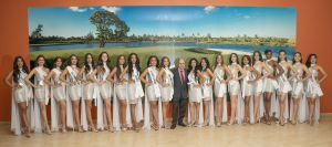 Foto de  Miss Mundo Dominicana 2019 en Barceló Bávaro Grand Resort