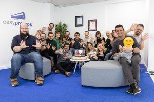 Celebracion 10 años Easypromos