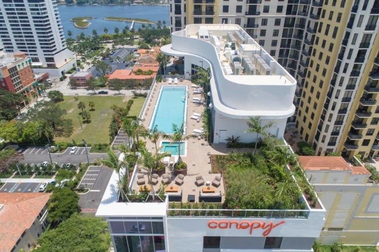 Foto de Canopy Palm Beach