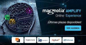 Magnolia Amplify Online Experience - ¡Últimas plazas!