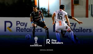 PayRetailers Patrocinador Oficial de la CONMEBOL Sudamericana