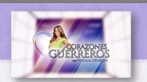 Foto de Corazones Guerreros con Natalia Denegri
